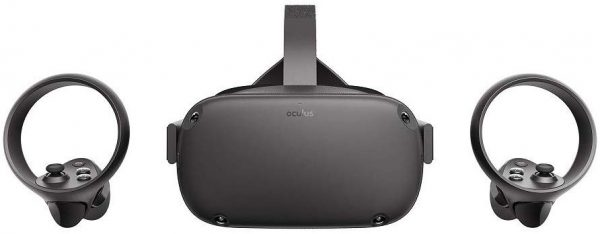 Oculus Quest All-in-one VR Gaming Headset – 64GB 4