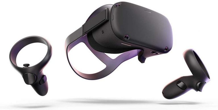 Oculus Quest All-in-one VR Gaming Headset – 64GB 6