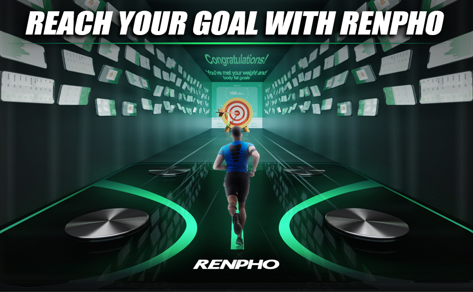RENPHO Bluetooth Scale