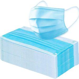 Disposable Respirator - 50Pcs