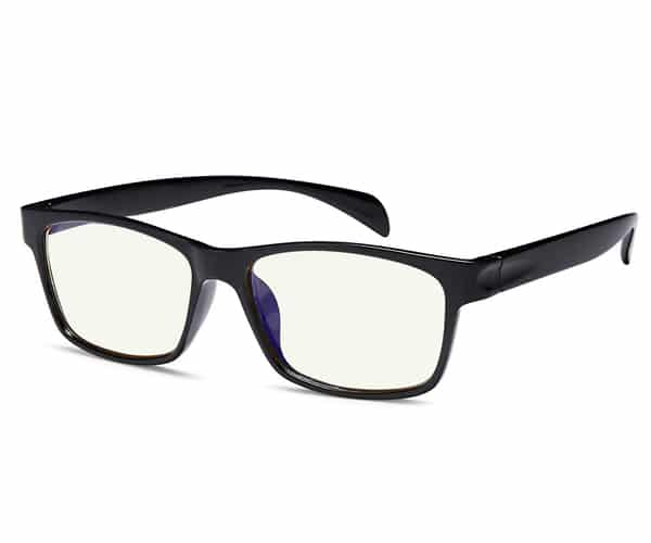 Eyestrain Reducing Tinted Glasses