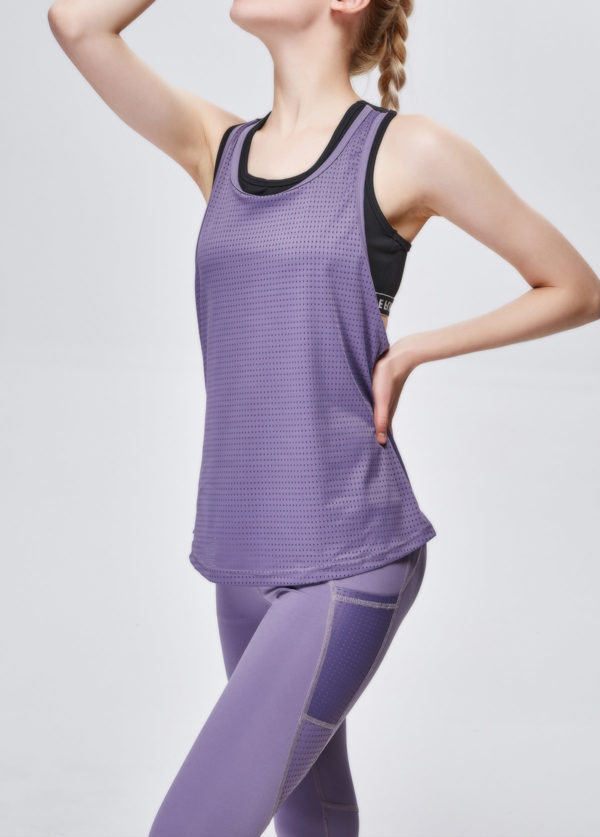 Two Piece Sports Top