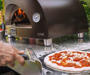 One Outdoor Pizza Oven