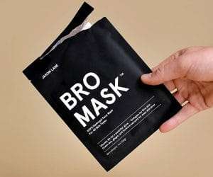 Bro Mask Hydrogel Face Mask