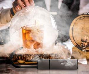 Food & Cocktail Smoker