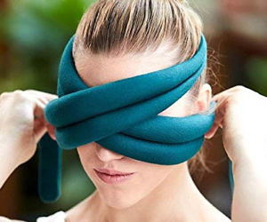 Wrap Around Eye Mask & Travel Pillow