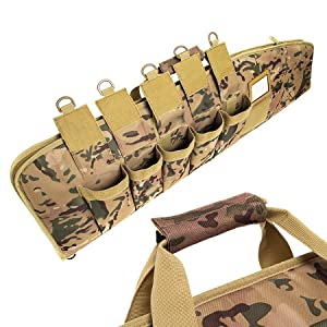 Rifle Pistol Gun Bag