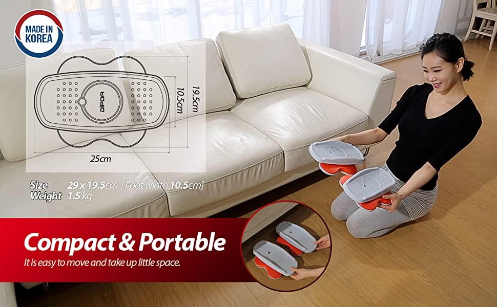 compact portable handy