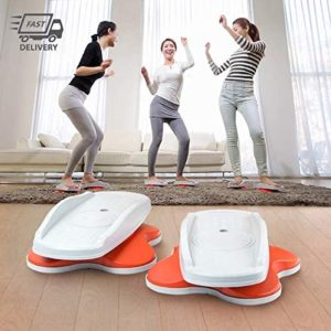 DIPDA LINE - Strengthen Your Immunity - Indoor Exercise Equipment for Exciting Dance Workout Balance Board for Home, Office and Gym - Easy Exercise with Dance Video Guide