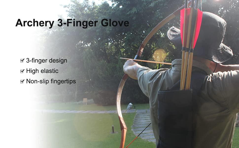 archery gloves