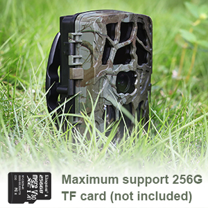 waterproof security 4K 20MP trail camera game camera wildlife camera infrared light night vision