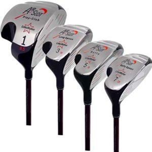 Air Slot Driver Golf Club