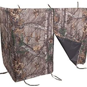 Allen Company Magnetic Treestand Cover Blind Kit, Realtree Xtra Camo (96 L x 35 H inches)