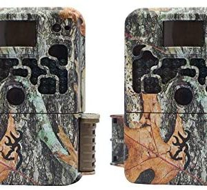 Browning Trail Cameras Strike Force 850 16MP Game Camera, 2 Pack | BTC-5HD-850