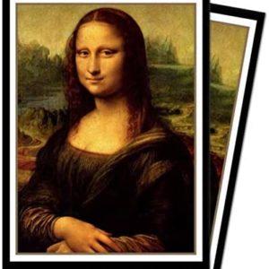 Fine Art: Deck Protector Pack - Mona Lisa (65)