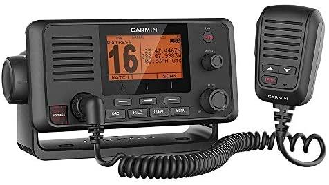 Garmin 010-01751-00 VHF 210, with Hailer and Detachable Mic
