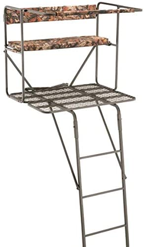 Guide Gear 17.5' Deluxe 2 Person Hunting Ladder Tree Stand