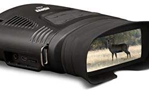 Konus 7932 KonuSpy 11 Digital Night Vision Binocular, Black Matte, One Size