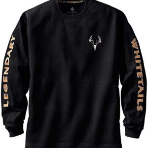 Legendary Whitetails Men's Non-Typical Series Long Sleeve T-Shirt