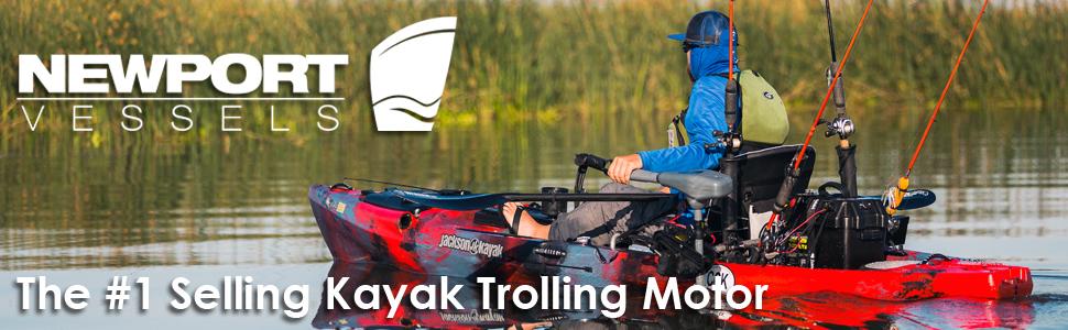 Saltwater Kayak trolling motor for kayak newport vessels