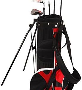 Nitro Blaster Kid's Golf Club Complete 8 Piece Set (Right Hand), Ages 5-8