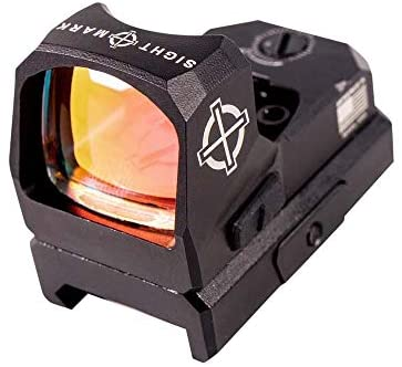 Sightmark Mini Shot A-Spec Reflex Sight with Red Reticle