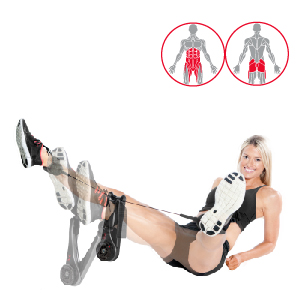 Lower body strength makes everyday balance and movement easier.