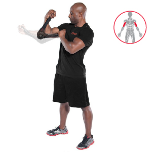 Target your chest, back and arms for increased upper body strength, toned muscles, and lean physique