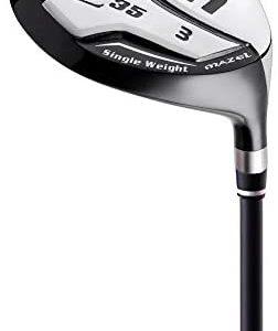 MAZEL Z35 Men Golf Fairway Woods 3/5,Right Handed