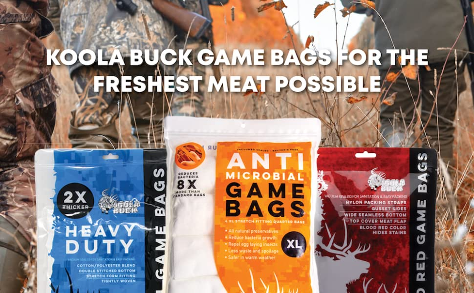 canvas tag reusable tags acid outdoorz shotgun fishing toss gutting antimicrobial