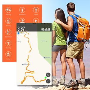 fitness activity tracker