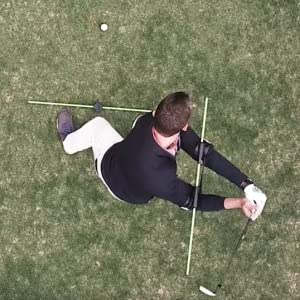 Golf Alignment, Golf Swing Trainer, Golf Swing Aid, Swing Align, Golf, Golf Rotation