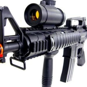 BBTac Airsoft Electric Gun M83 Fully Automatic, Great for Beginner, Semi & Safe Mode