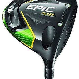 Callaway Golf 2019 Epic Flash Driver, Right Hand, Project X Even Flow Green, 50G, Stiff Flex, 10.5 Degrees