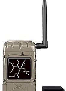 Cuddeback Cuddelink Power House Black Flash Trail Camera Bundle with 32GB Card (2 Items)