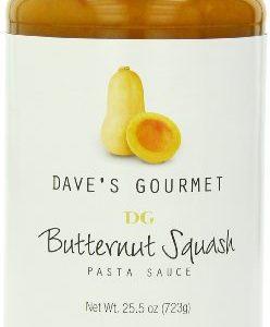 Dave's Gourmet Pasta Sauce, Butternut Squash, 25.5 oz