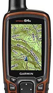 Garmin GPSMAP 64s Worldwide with High-Sensitivity GPS and GLONASS Receiver-(Renewed)