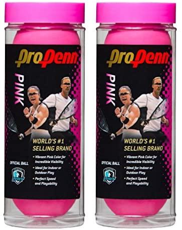 Head ProPenn Pink Racquetballs - 3 Ball can (2)