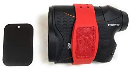 Less is more golf rangefinder Magnetic Holder Band (Strap)