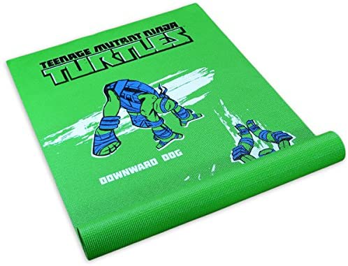 Nickelodeon Teenage Mutant Ninja Turtles Kids Yoga Mat Play Pad