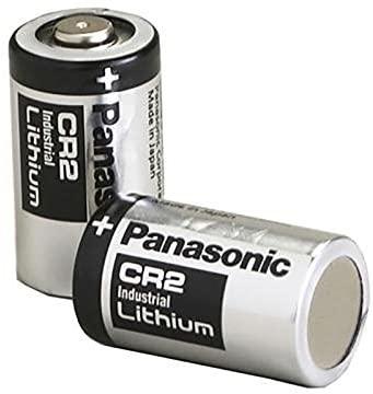 Panasonic Cr2 Lithium Batteries 2Pk