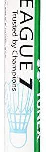 YONEX League 7 Badminton Feather Shuttlecock L-7,1 Doz.