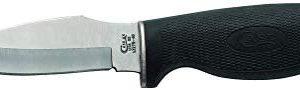 CASE XX WR Pocket Knife Black Lightweight Gut Hook Hunter Item #532 - (Lt275 4G SS) - Length: 8 1/2 Inches